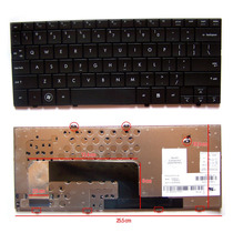 Teclado Hp Negro Para Hp Mini Netbook 110 Super Nvb