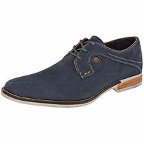 Zapatos Casuales Negro Total Piel Original Nuevo