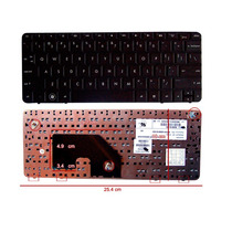Teclado Hp Cq10 Mini 110-3000 Hp 110-3525la 110 -3712la
