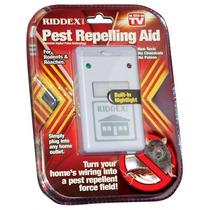 Riddex Plus Control De Plaga Electrico Como En La Tv Nvd