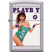 Zippo Playboy Chequen Modelos De Coleccion