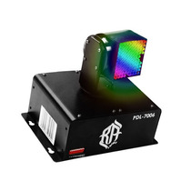 Cabeza Robotica 86 Hyper Leds Full Color Con Dmx 2013 Xaris