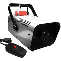 Maquina De Humo Profesional 800w Alambrica +30 Metros Import
