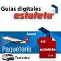Guias Digitales Prepagadas Estafeta 1-3 Dias Terrestres