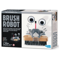 4m Robot Brush Kit Didactico Para Armar Ciencia