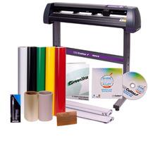 Nuevo Vinyl Plotter Uscutter Mh 34in Incluye Kit Software M