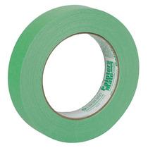 Cinta Adhesiva 18mm Verde A Base De Caucho Shurtape