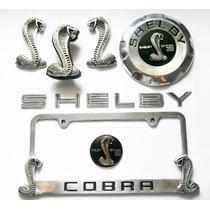 Shelby Emblema Cobra Paquete 2005 Al 2009