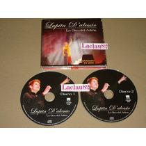 Lupita D´alessio La Gira Del Adios 06 Discos Im Cd Digipack