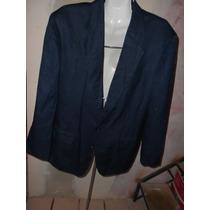 Clairbone***saco Azul Talla 42r***
