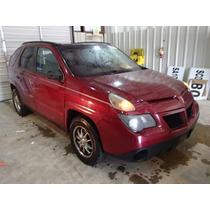 Pontiac Aztek 2005 Chocada Se Vende Completa O Por Partes