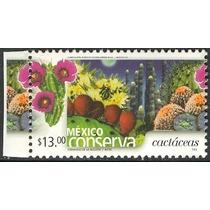 0812 Conserva Cactáceas $13 Mint N H 2005