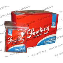 Filtros Smoking Slim. Para Liar A Mano O Roladora. Zig Zag