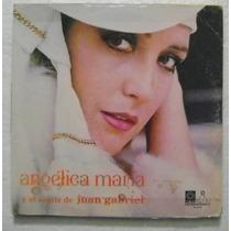 Angelica Maria Y El Sentir De Juan Gabriel 1 Disco Lp Vinil