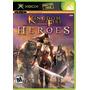 Kingdom Under Fire Heroes Xbox Clasico Nuevo Blakhelmet Sp