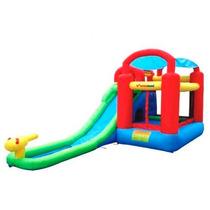 Brinca Brinca Inflable Brincolin Niños Agua Resbaladero Pm0