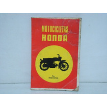 Manual Motocicletas Honda Por Ocee Ritch 1968 - Changoosx