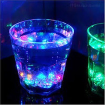 Vaso Para Whisky Led,bodas,eventos,fiestas,hielos Led Vv4