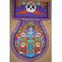 Juego De Baño Frida Esqueletos Dia De Muertos