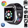 Reloj Celular Chip Smartwatch Hasta 32gb Camara Android Ios