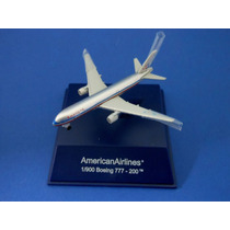 American Airlines Boeing 777-200 Sky 1/900 Sky Pilot
