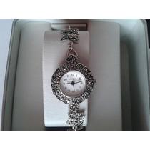 44fc2d88d134 Reloj Geneva Para Dama Con Estencible En Plata Labrada en venta en ...