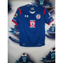 Remate Jersey Oficial Cruz Azul Under Armour Niño 2014