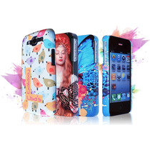 Funda Para Iphone 4/4s/5 Ipad 2/3/mini Galaxy Personalizada