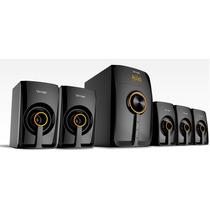 Bocinas Bluetooth 5.1 Vorago Spb-500 Home Theater