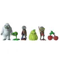 Figuras Plantas Vs Zombies 2 Set 6 Piezas