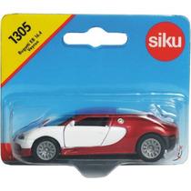 Siku Bugatti Veyron 1/64 Die Cast / No Hotwheels Matchbox