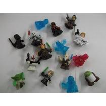 Mini Figuras De Star Wars Set De 15 Pzas