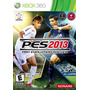 Pro Evolution Soccer 2013 Xbox360 Mannygames