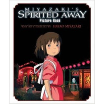 Libro Arte Miyazakis Spirited Away Picture Book