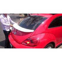 Spoiler Aleron De Cajuela The Beetle Nuevo Beetle Plastico