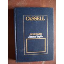 Diccionario Cassell-español Inglés-p.dura-416 Pág-salvat-pm0