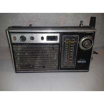 Radio Vintage Sony Transistores Funcionando Mn4