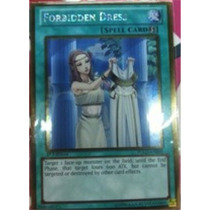 Yugioh-ideaxcomics-forbidden Dress Gold