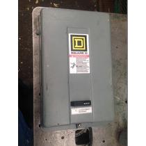 Arrancador A Tension Plena Square D 15/25 Hp 230/460 V