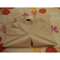 Pantalon De Vestir Camel The Limited Para Dama Talla 12-36