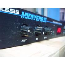 Procesador Digital Midiverb Iii Alesis Unico