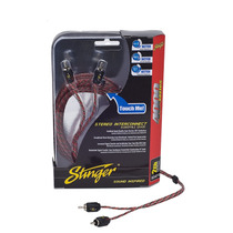 Stinger Cable Rca Si4212 Series 4000 2ch 12ft