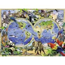 Animales En Extinción Rompecabezas 300 Piezas Ravensburger