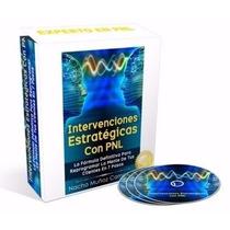 Intervenciones Estratégicas Con Pnl - Hipnosis 360 + Regalo