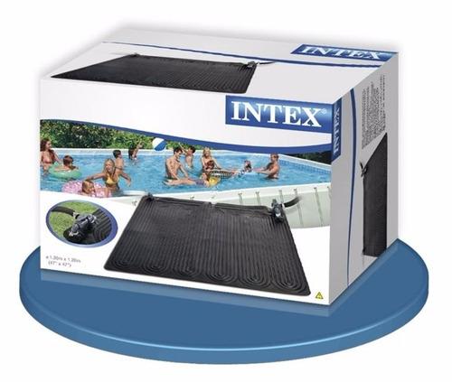 Tapete solar calentador de agua para alberca intex 599 for Precio alberca intex