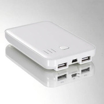 Power Bank 5000mah Portátil Con Doble Puerto Usb