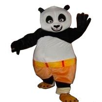 Botarga Disfraz Traje Tamaño Adulto Kung Fu Oso Panda Hm4