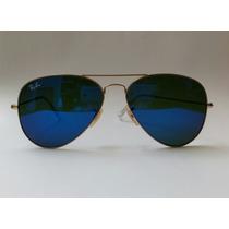 gafas ray ban azules