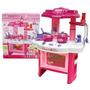 Deluxe Belleza Aparato De Cocina Cooking Set De Juegos 24 W