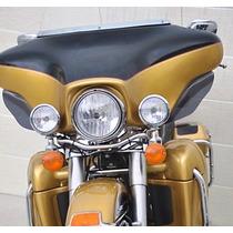 Deflectores De Aire Para Harley Davidson Touring (2 Colores)